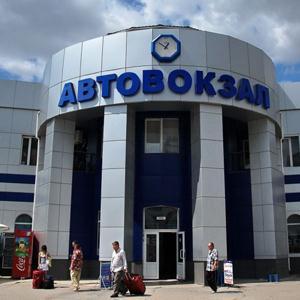 Автовокзалы Усть-Донецкого
