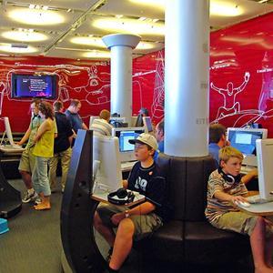 Интернет-кафе Усть-Донецкого