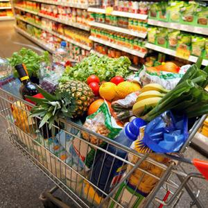 Магазины продуктов Усть-Донецкого