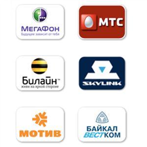 Операторы сотовой связи Усть-Донецкого