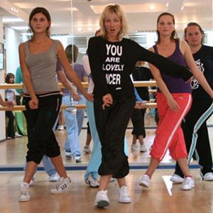 Школы танцев Усть-Донецкого