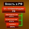 Органы власти в Усть-Донецком