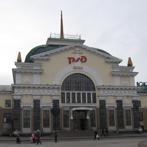 Железнодорожные вокзалы Усть-Донецкого